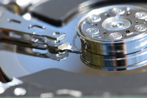 odzyskiwania danych z dysku